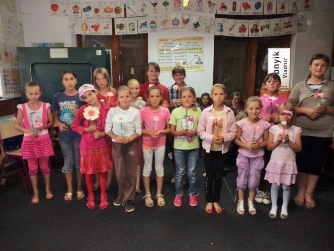 Csoma Gergely beszámolója a moldvai oktatásról