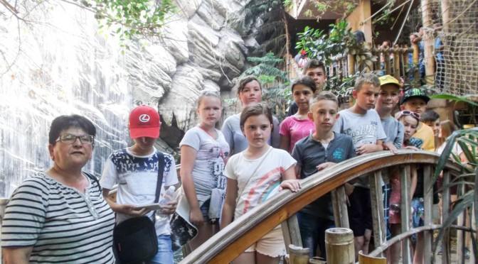 Nyári tábor a kovászói gyerekek számára