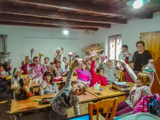 Kézműves foglalkozás Biharfélegyházán