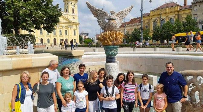 Mezőtelkiek Debrecenben
