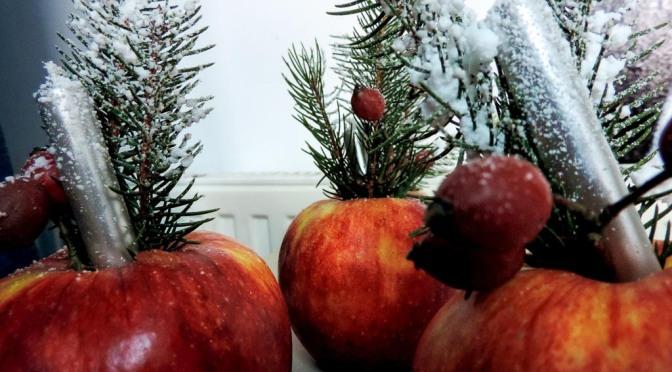 Karácsonyi foglalkozás Bélfenyérben